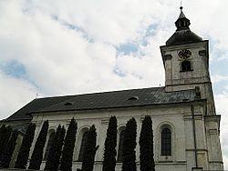 Klenčí pod Čerchovem, kostel sv. Martina.jpg
