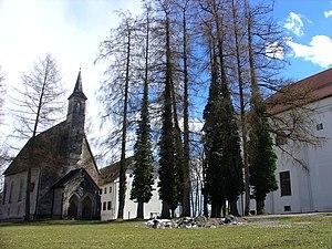 Herrenchiemsee convention - Herrenchiemsee Abbey