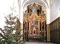 Kloster Wöltingerode (Goslar), Kirche, der Altar.jpg