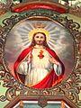 Kościelec, kościół pw. NSPJ, obraz w ołtarzu głównym (Najświętsze Serce Jezusa).jpg