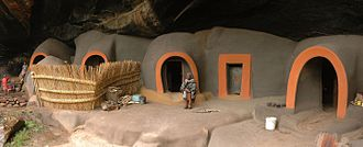 Kome Caves - The Kome Cave Dwellings