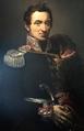 Konstanty Czartoryski in a general uniform of the Duchy of Warsaw.PNG