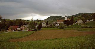 Koprivnica, Krško Place in Styria, Slovenia