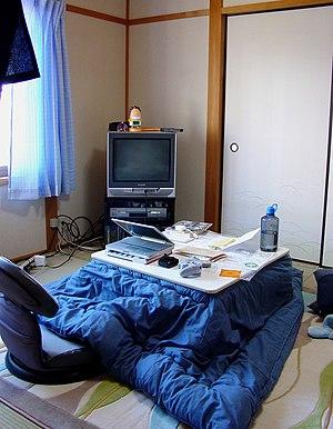 Kotatsu - A modern Japanese kotatsu