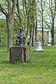 Kriegerdenkmal (Hamburg-Langenhorn).Lage.ajb.jpg