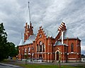 Kristiinankaupunki Church 20190705.jpg