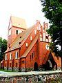 Kruszyn, kościół ewangelicki, ob. rzym.-kat. fil. p.w. św. Kazimierza, sd.JPG