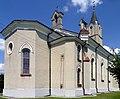 Krylow Lubelskie Hrubieszowski-Kosciol Narodzenia NMP-back view.jpg