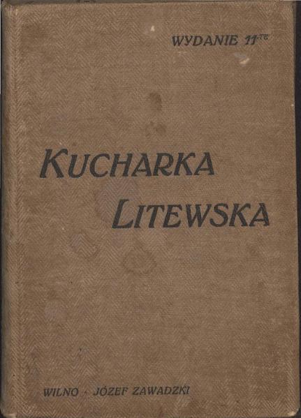 File:Kucharka litewska (1913).djvu