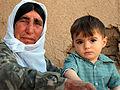 Kurdish refugees, Aleppo, Syria.jpg