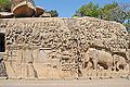 L'Ascèse d'Arjuna (Mahabalipuram, Inde) (13955293845).jpg