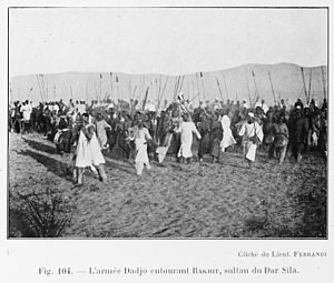 Dar Sila - Dar Sila army