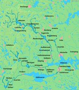 silvbergs gruva karta Bergslagen – Wikipedia silvbergs gruva karta