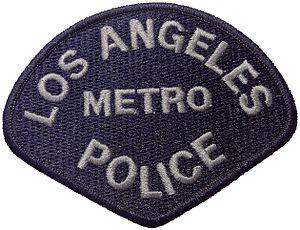 LAPD Metropolitan Division