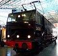LNER EM1 class electric locomotive at the National Railway Museum in York.jpg