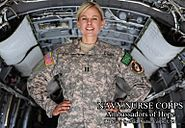 LT Stacy Syrstad, Nurse Corps, USN