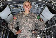 LT Stacy Syrstad, Nurse Corps, USN
