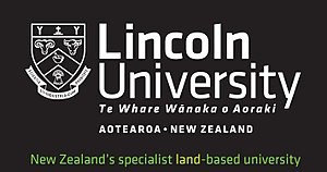 Lincoln University (New Zealand) - Image: LU logo