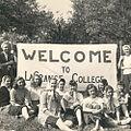 LaGrange College Homecoming 1950.jpg