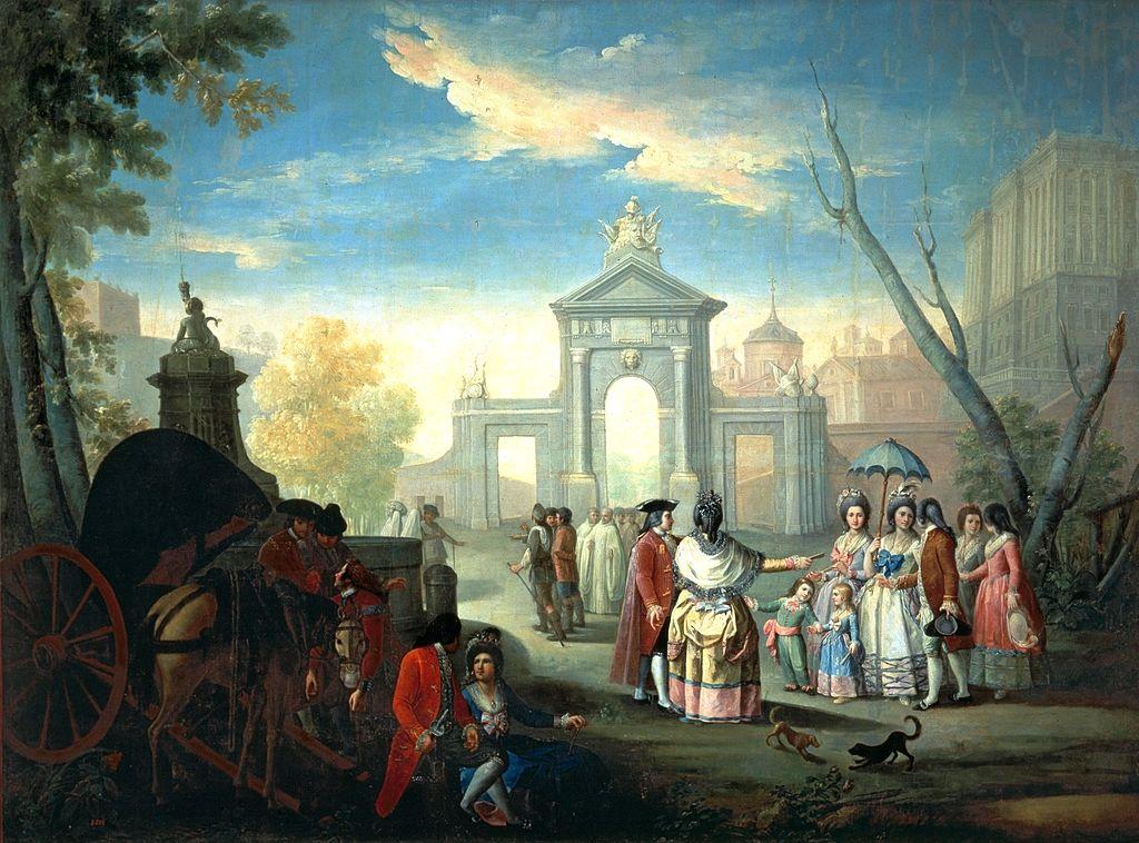 Archivo La Puerta De San Vicente De Gin S Andr S De