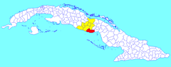 La Sierpe (Cuban municipal map).png