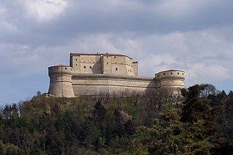Francesco di Giorgio Martini - Fortress of San Leo