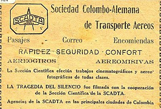 La tragedia del silencio - Announcement of the film's release in Cine Colombiano