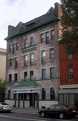 Lafayette Apartment Building