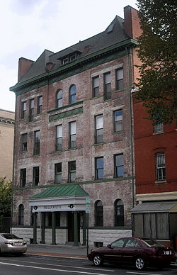 Great Lafayette Apartment Building