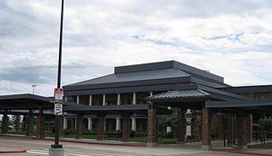 Lake Charles Regional Airport - Image: Lake Charles Airport