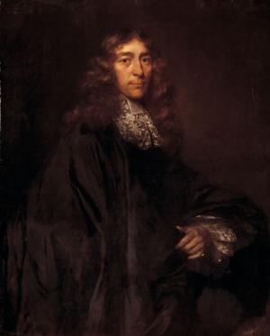 Pieter van Anraedt - Portrait of Amsterdam burgermeester Lambert Reynst, by Pieter van Anraedt, 1673.