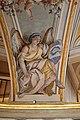 Lamporecchio, villa rospigliosi, interno, salone di apollo, con affreschi attr. a ludovico gemignani, 1680-90 ca., segni zodiacali, pesci 02.jpg