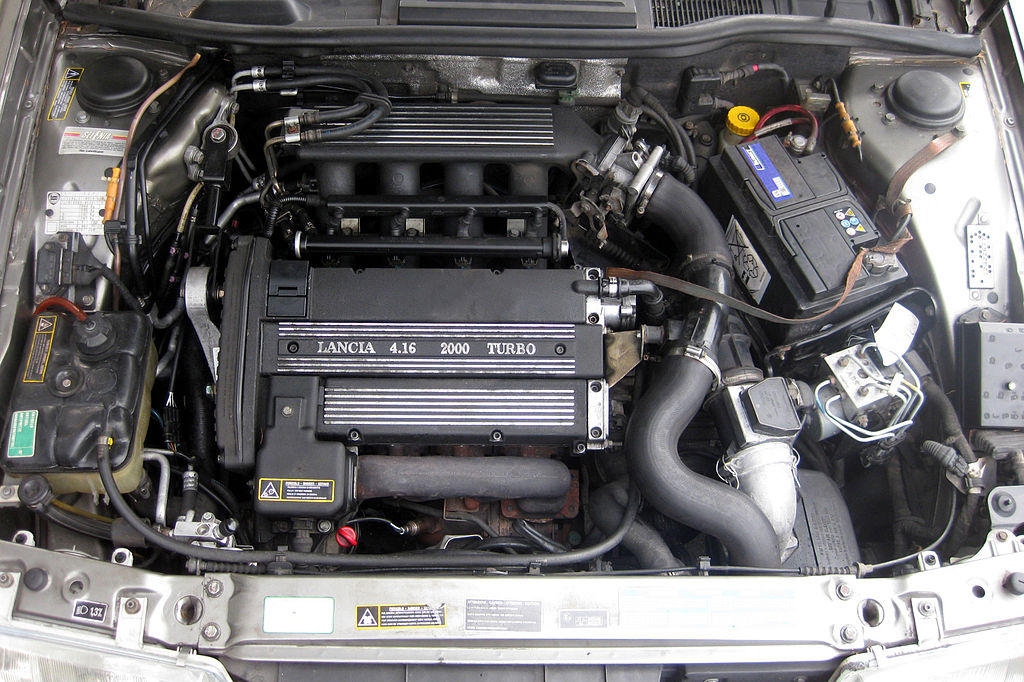 Px Lampredi C T V on Fiat Uno Engine