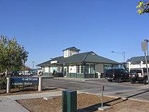 Lancaster Metrolink station 2145 06.JPG