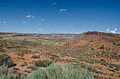 Landscape in Arches National Park, Utah, Looking east 20110815 2.jpg