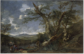 Landscape with the Baptism of Christ in the River Jordan .PNG