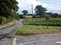Lane near Wortham Church - geograph.org.uk - 1462404.jpg
