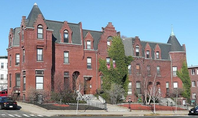 Langmaid Terrace