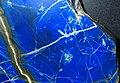 Lapis lazuli (Italian Mountain, Colorado, USA) 4 (49167330817).jpg