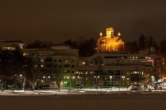 Lappeenrannan kirkko 2013 2.jpg
