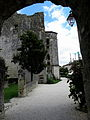 Larressingle (32) Château 01.JPG