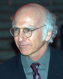 Larry David at the 2009 Tribeca Film Festival