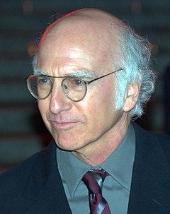 Larry David at the 2009 Tribeca Film Festival