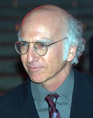 The Parking Garage - Image: Larry David at the 2009 Tribeca Film Festival