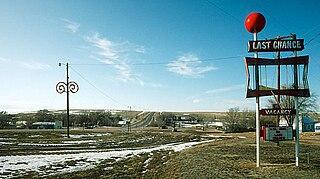 Last Chance, Colorado Unincorporated community in Colorado, United States