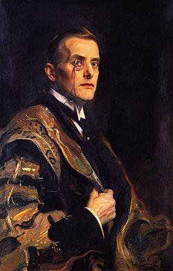 Laszlo   the rt. hon. sir austen chamberlain