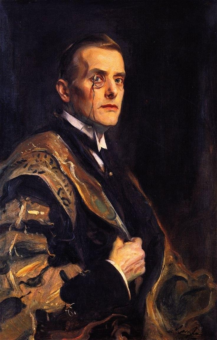 Laszlo - The Rt. Hon. Sir Austen Chamberlain