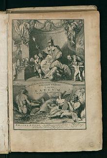 Latium, 1671 (Quelle: Wikimedia)