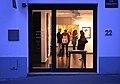 Laurence Esnol Gallery, 7 Rue Bonaparte, Paris 2011.jpg