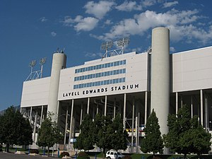 LaVell Edwards - LaVell Edwards Stadium at Brigham Young University